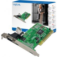 LogiLink PC0015, PCI interface card, 1x com...