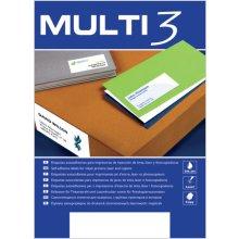 Apli Etiketid Multi 3 105x35mm 16/100 lehte