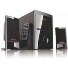 Колонки Microlab Aktivbox M-700U 2.1 чёрный