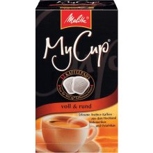 Капсулы MELITTA My Cup pods full & round