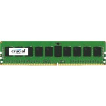 Mälu Crucial 8GB DDR4 PC4-17000 Registered...