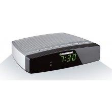 Raadio Grundig Sonoclock 600 hõbedane