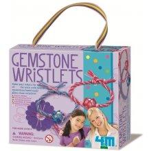 4M Bracelets koos precious stones