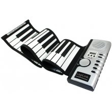 LogiLink Piano USB midi Silikon aufrollbar