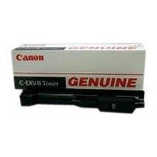 Тонер Canon C-EXV8 чёрный, чёрный