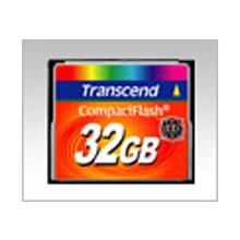 Флешка Transcend Compact Flash 16GB High...
