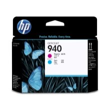 Тонер HP INC. Cartridge HP 940 голубой...