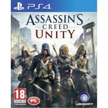 Игра Ubisoft Assassins Creed: Unity PS4