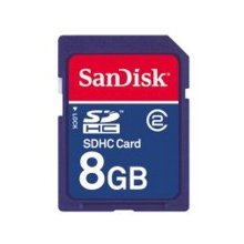 Флешка SanDisk SDHC card 8 GB, SDHC, Flash...