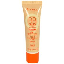 Rimmel London BB Cream 9in1 SPF20 Medium...