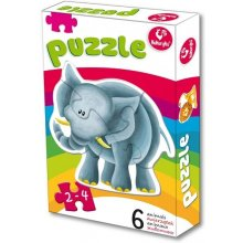 Promatek First Puzzle, Animal 2