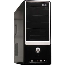 Корпус LC-Power 648B Miditower чёрный...