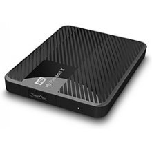 WESTERN DIGITAL WD My Passport X 2TB чёрный