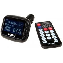 Acme F200-01 Car FM Transmitter MP3, WMA