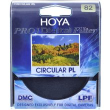 Hoya POLARISING FILM PL-CIR PRO1D 82 MM