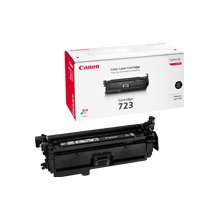 Tooner Canon Toner Cartridge 723 BK black