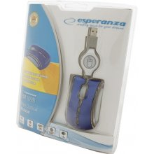 Hiir ESPERANZA Mouse Optical Notebook USB...