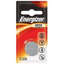 ENERGIZER Batterie Knopfzelle CR2032 3.0V...
