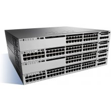 CISCO Catalyst 3850, Managed, 802.1x RADIUS...
