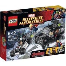 LEGO Super Heroes Avenge rsi w pogoniza...
