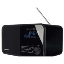 Радио Grundig TR 2500 BT DAB+ glanz / чёрный