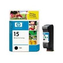 Tooner HP INK CARTRIDGE BLACK NO.15//DJ800...