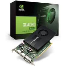 Videokaart HP INC. NVIDIA Quadro K2200 4GB...