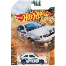 Hot Wheels Car Ford Escort