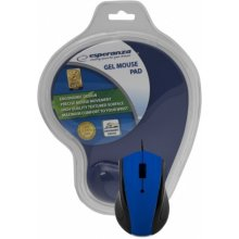 Hiir ESPERANZA Wired optical mouse with gel...