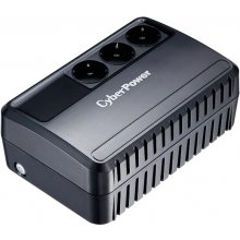 ИБП Cyber Power BU600E-FR 360W/AVR/3 Sockets...