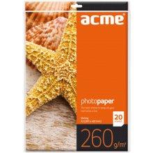 Acme 260 g/m2, glossy 260 g/m2, glossy