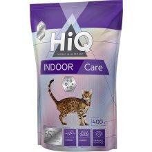 HIQ Indoor Care 400g, toit kassidele