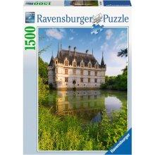 RAVENSBURGER RAVEN. 1500 EL. Zamek A...