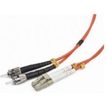 Gembird fibre optic patchcable LC-ST duplex...