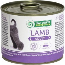 Natures Protection NP Dog Adult Lamb 200g...