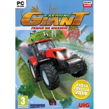 Mäng Play Farming Giant PC PL