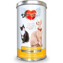 Disugual Sterilised Cat - Chicken - 0,4kg |...