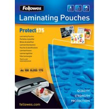 FELLOWES Glossy Pouches A4 100 pcs. 175mµ