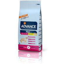 ADVANCE Dog Maxi Senior Chicken ja Rice...