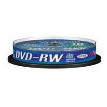 Diskid Verbatim 1x10 DVD-RW 4,7GB 4x Speed...