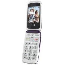 Mobiiltelefon DORO PhoneEasy 612 aubergine
