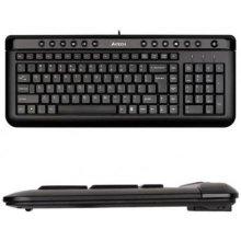Клавиатура A4TECH KL-40, USB (Black)...