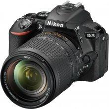 Fotokaamera NIKON D5500 + AF-S DX NIKKOR...