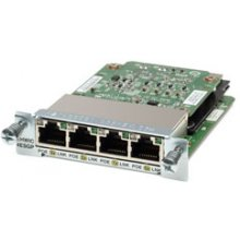 CISCO EHWIC-4ESG=, 10/100/1000, 0 Gbit/s...
