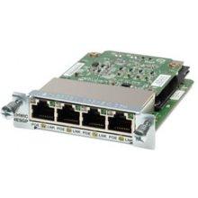 CISCO EHWIC-4ESG=, 10/100/1000, 0 Gbit/s...