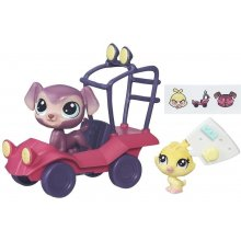 HASBRO LPS pets vehicles swab