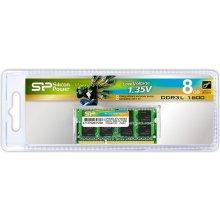 Mälu SILICON POWER DDR3 SODIMM 8GB/1600 CL11...