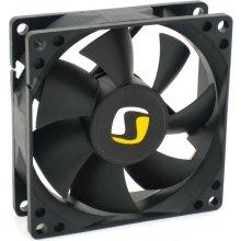 SilentiumPC ümbris fan - Mistral 80x80x25mm...
