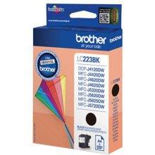 Тонер BROTHER Ink LC223BK чёрный | 550 pgs |...