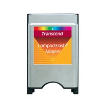 Кард-ридер Transcend Compact Flash адаптер...